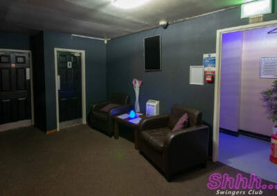 Facilities at Shhh Swingers Club Newcastle