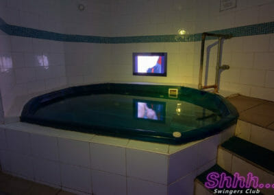 Hot Tub Shhh Newcastle Swingers Club