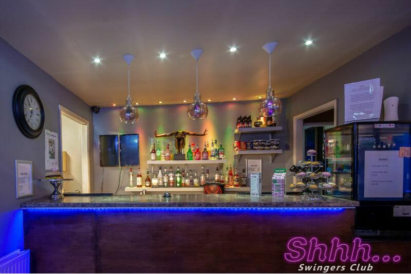 The Venue - Shhh Newcastle Swingers Club