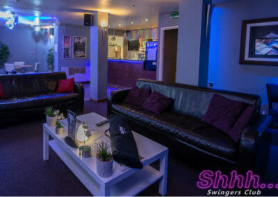 Social Bar at Shhh Newcastle Swingers Club